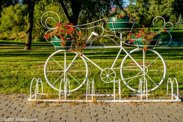 Green Minsk Minsk: city of bicycles!